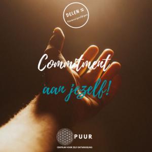 Commitment aan jezelf